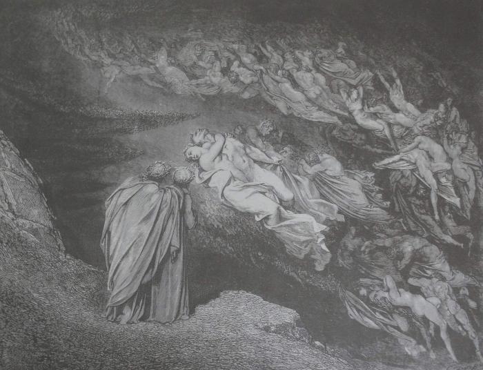 Amor condusse noi ad una morte: / Caina attende chi a vita ci spense (vv. 106-107)