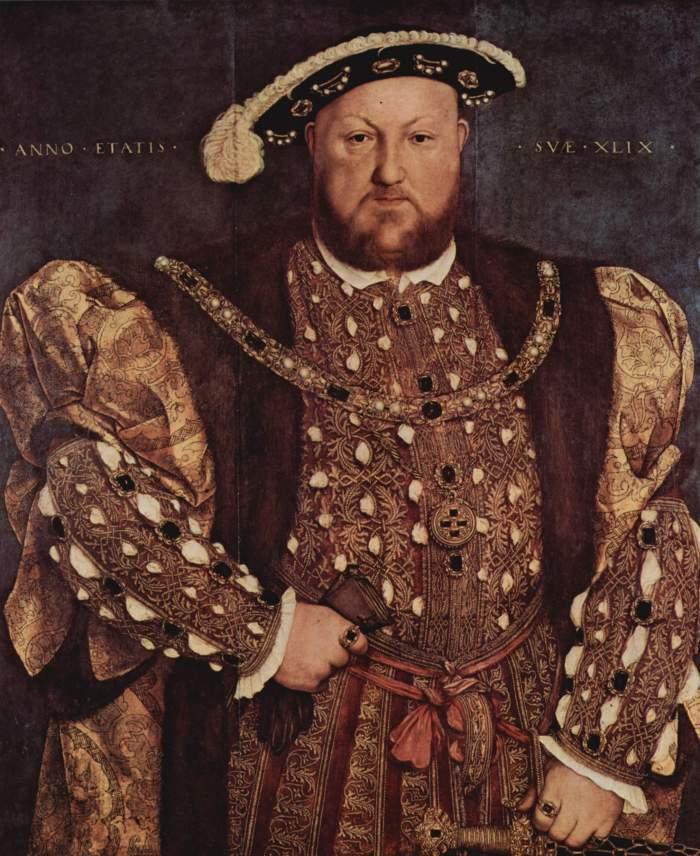 Hans Holbein il Giovane, Ritratto di Enrico VIII (1539-41)